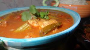 mutton sambar