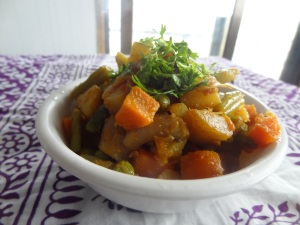 vegetable side dish