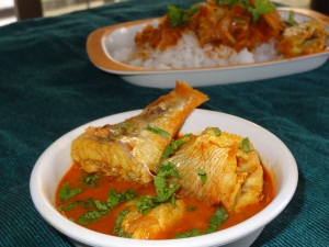 Red snapper fish, sankara meen