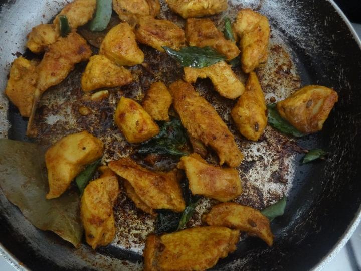 chickn stir fry