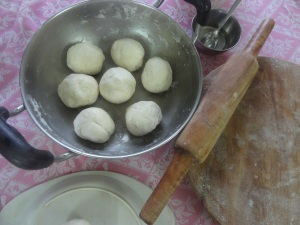parotta dough