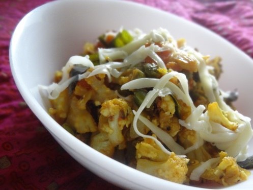 paneer mixed vegetable