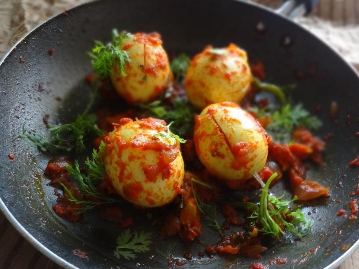 Egg Stir Fry