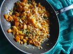 Carrot Poriyal/Stir Fry