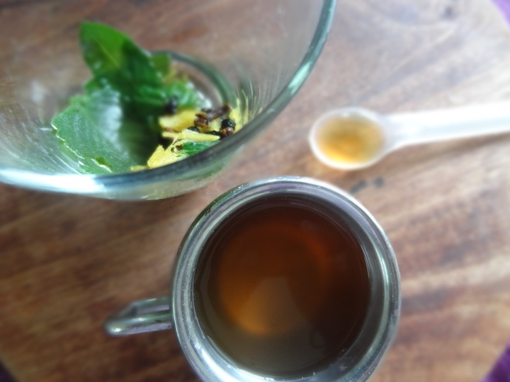 kashayam for cold/ cold concoction