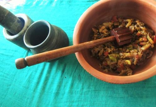 brinjal masiyal