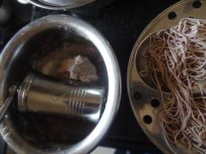 idli steamer plate and murukku press