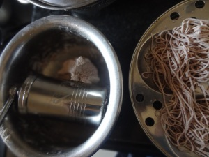 idli steamer plate and murukku press