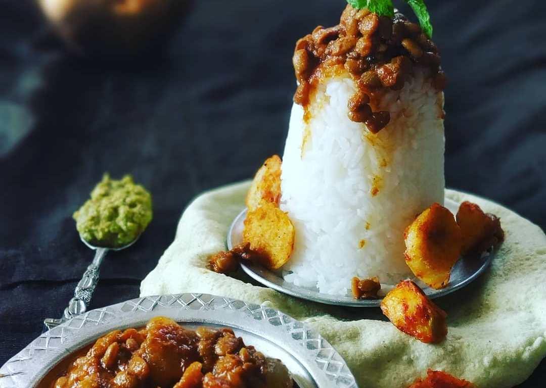 Horsegram Curry